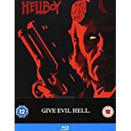 Hellboy--Steelbook (Blu-ray + UV Copy) [2004]